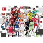 Puzzle  Ravensburger-12917 XXL Pieces - Bundesliga