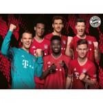Puzzle  Ravensburger-12918 XXL Pieces - FC Bayern