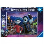 Puzzle  Ravensburger-12932 XXL Pieces - Disney Pixar - Onward