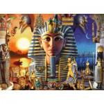 Puzzle  Ravensburger-12953 XXL Pieces - Ancient Egypt