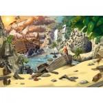 Ravensburger-12954 Exit Puzzle Kids - Pirates Adventure
