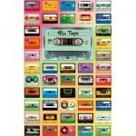 Ravensburger-12962 Puzzle Moment - Mix Tape
