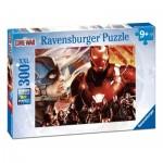 Puzzle  Ravensburger-13216 XXL Pieces - Avengers