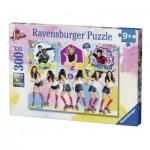 Puzzle  Ravensburger-13221 XXL Pieces - Soy Luna