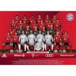Puzzle  Ravensburger-13249 FC Bayern Saison 2018/19