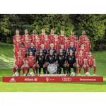 Puzzle  Ravensburger-13250 XXL Pieces - FC Bayern '17/18
