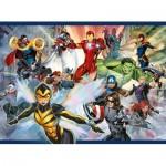 Puzzle  Ravensburger-13261 XXL Pieces - Avengers