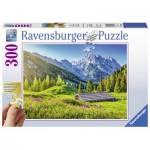 Puzzle  Ravensburger-13646 XXL Pieces - Mountain Meadow