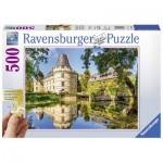 Ravensburger-13650 XXL Jigsaw Puzzle - Chateau de l'Islette, France