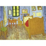 Puzzle  Ravensburger-13656 XXL Pieces - Vincent Van Gogh : Bedroom in Arles