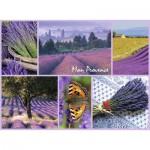 Puzzle  Ravensburger-13657 XXL Pieces - Ma Provence
