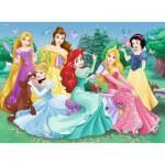 Puzzle  Ravensburger-13666 Disney Princess