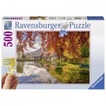 Ravensburger-13672 XXL Jigsaw Puzzle - Mill