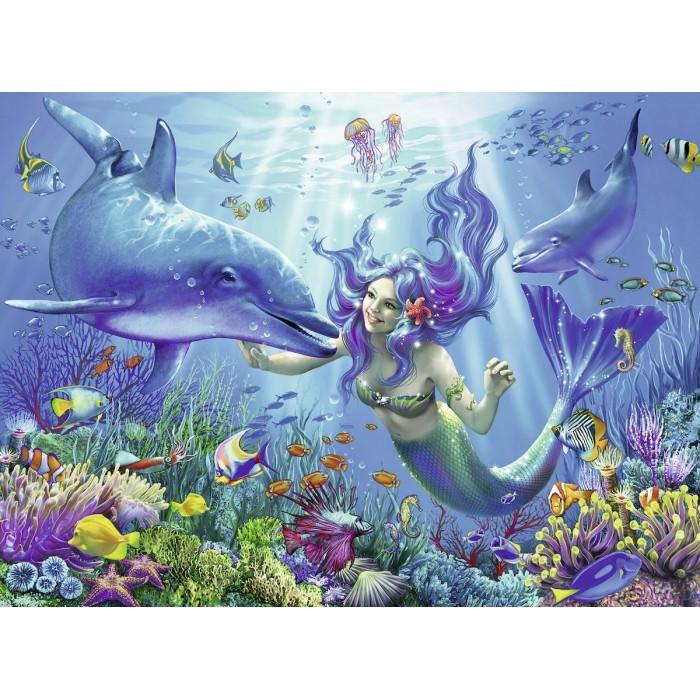 Luminous Underwater Paradise