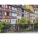 Puzzle  Ravensburger-13711 XXL Pieces - Colmar, France