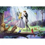 Puzzle  Ravensburger-13974 Disney - Sleeping Beauty