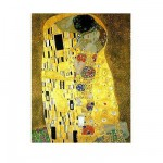 Ravensburger-14003 Jigsaw Puzzle - 300 Pieces - Klimt : The Kiss