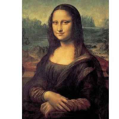 Ravensburger-14005 Jigsaw Puzzle - 300 Pieces - Leonardo da Vinci : Mona Lisa