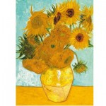 Ravensburger-14006 Jigsaw Puzzle - 300 Pieces - Van Gogh : The Sunflowers