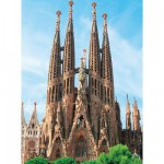 Ravensburger-14044 Jigsaw Puzzle - 300 Pieces - La Sagrada Familia