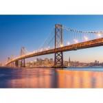 Puzzle  Ravensburger-14083 San Francisco