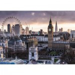 Puzzle  Ravensburger-14085 London