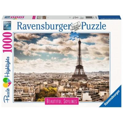 Puzzle Ravensburger-14087 Paris, France