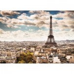 Puzzle  Ravensburger-14087 Paris, France