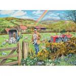 Puzzle  Ravensburger-14360 The Farm