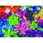 Puzzle  Ravensburger-14691 Colorful Ribbons
