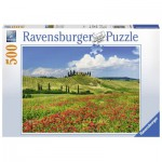 Puzzle  Ravensburger-14700 Summer in Tuscany