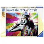 Puzzle  Ravensburger-14712 Music in the Ear