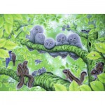 Puzzle  Ravensburger-14723 Dream of a Summer Night