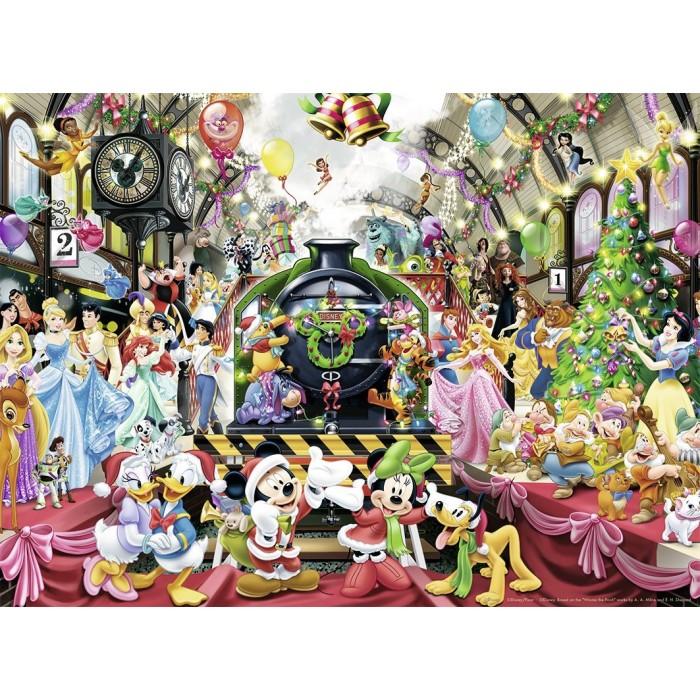 Disney: Christmas Train