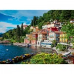 Puzzle  Ravensburger-14756 Comer Sea, Italy