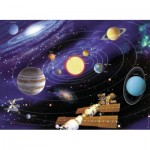 Puzzle  Ravensburger-14775 Solar System