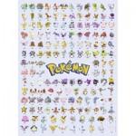 Puzzle  Ravensburger-14781 Pokémon