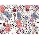 Ravensburger-14800 Challenge Puzzle - Cards