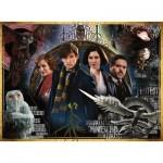 Puzzle  Ravensburger-14820 Fantastic Beasts