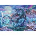 Puzzle  Ravensburger-14839 Ice Dragon