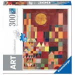 Puzzle  Ravensburger-14844 Paul Klee - Castle and Sun