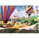 Puzzle  Ravensburger-14871 XXL Pieces - Brilliant Balloons