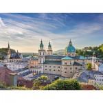 Puzzle  Ravensburger-14982 XXL Pieces - Salzburg, Austria