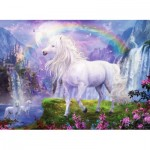 Puzzle  Ravensburger-15007 The Valley of the Rainbow