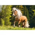 Puzzle  Ravensburger-15009 Lucky Horse