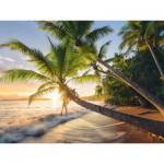 Puzzle  Ravensburger-15015 Secret Beach