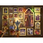 Puzzle  Ravensburger-15023 Disney Villainous