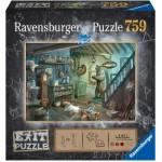Ravensburger-15029 Exit Puzzle 8 - In Gruselkeller (in German)