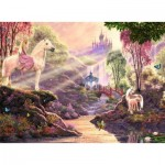 Puzzle  Ravensburger-15035 The Magic River