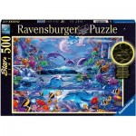 Puzzle  Ravensburger-15047 Star Line - The Magic of the Moonlight